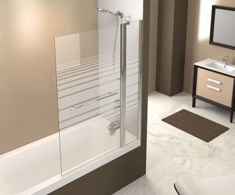 Mamparas de baño en Vicálvaro - Modelo Brest