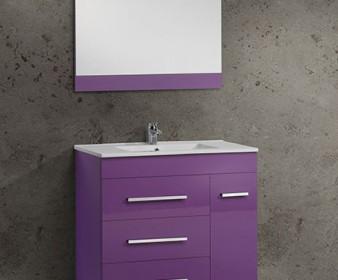 Muebles de baño en Vicálvaro - Modelo Nijer