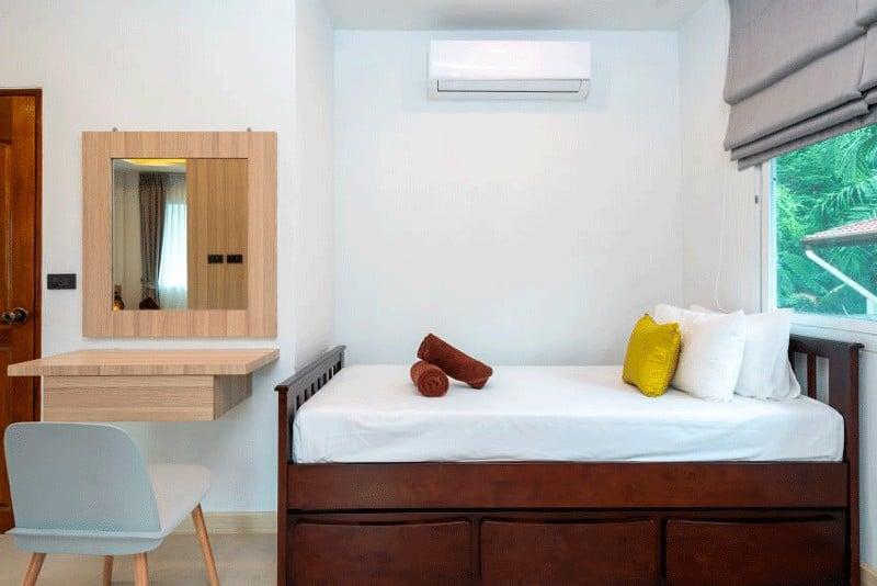 optimizar el espacio de tu habitación